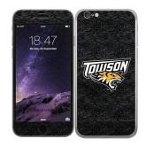 iPhone 6 Skin-Towson Charcoal Tiger Stripe