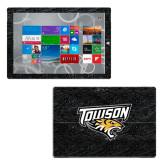 Surface Pro 3 Skin-Towson Charcoal Tiger Stripe