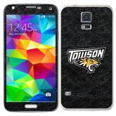 Galaxy S5 Skin-Towson Charcoal Tiger Stripe