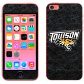 iPhone 5c Skin-Towson Charcoal Tiger Stripe