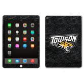 iPad Air 2 Skin-Towson Charcoal Tiger Stripe