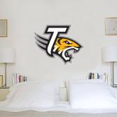 2.5 ft x 3 ft Fan WallSkinz-T w/Tiger Head