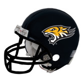 Riddell Replica Black Mini Helmet-Tiger Head