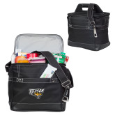Precision Black Bottle Cooler-Primary Athletics Mark