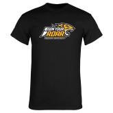 Black T Shirt-Own Your Roar