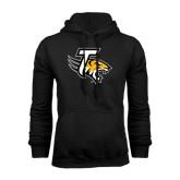 Black Fleece Hoodie-T w/Tiger Head