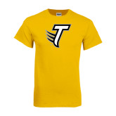 Gold T Shirt-Towson T
