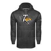 Under Armour Carbon Performance Sweats Team Hoodie-T w/Tiger Head