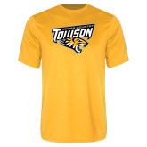 Performance Gold Tee-Cross Country