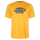 Performance Gold Tee-Tiger Athletic Fund