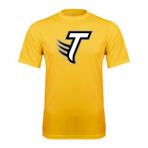 Syntrel Performance Gold Tee-Towson T