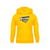 Youth Gold Fleece Hoodie-Lacrosse