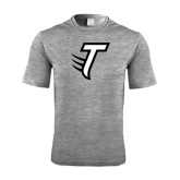 Performance Grey Heather Contender Tee-Towson T