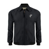 Black Players Jacket-Towson T