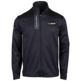 Callaway Stretch Performance Black Jacket-Athletics Wordmark