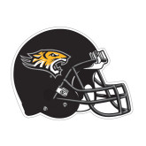 Football Helmet Magnet-Tiger Head