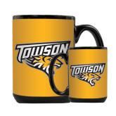 Full Color Black Mug 15oz-Official Logo