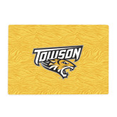 Cutting Board-Towson Yellow Tiger Stripe