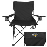 Deluxe Black Captains Chair-Primary Athletics Mark