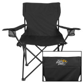 Deluxe Black Captains Chair-Tiger Athletic Fund