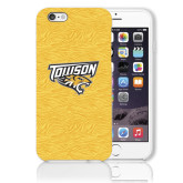 iPhone 6 Plus Phone Case-Towson Yellow Tiger Stripe
