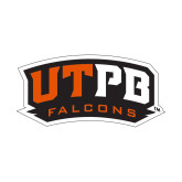 Small Decal-UTPB Falcons