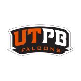 Small Decal-UTPB Falcons