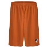 Performance Classic Orange 9 Inch Short-Official Logo