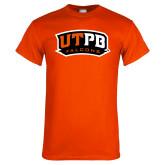 Orange T Shirt-UTPB Falcons