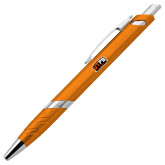 Milo Orange Pen w/Blue Ink-UTPB Falcons