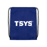 Royal Drawstring Backpack-TSYS