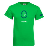 Kelly Green T Shirt-Growth Icon