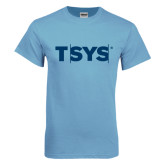 Light Blue T Shirt-TSYS