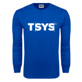 Royal Long Sleeve T Shirt-TSYS