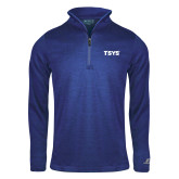 Russell Royal Heather 1/4 Zip-TSYS