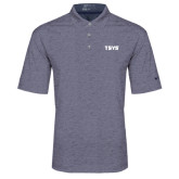 Nike Golf Dri Fit Navy Heather Polo-TSYS