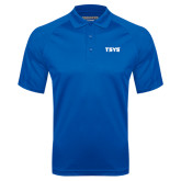 Royal Textured Saddle Shoulder Polo-TSYS