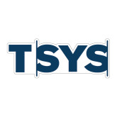 Large Magnet-TSYS, 12in Wide