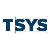 Extra Large Magnet-TSYS, 18in Wide