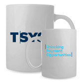 Full Color White Mug 15oz-Unlocking Payment Opportunities