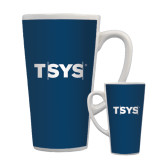 Full Color Latte Mug 17oz-TSYS