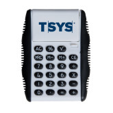 White Flip Cover Calculator-TSYS