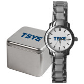 Mens Stainless Steel Fashion Watch-TSYS
