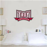 2 ft x 4 ft Fan WallSkinz-Troy Trojans Wide Shield