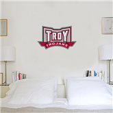 1.5 ft x 3 ft Fan WallSkinz-Troy Trojans Wide Shield