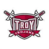 Medium Decal-Troy Trojans Shield, 8 in W