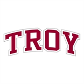 Large Decal-Arched Troy, 12 in W