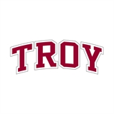 Small Decal-Arched Troy, 6 in W