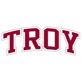 Extra Large Decal-Arched Troy, 18 in W