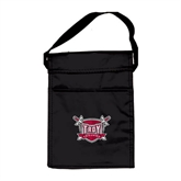 Koozie Black Lunch Sack-Troy Trojans Shield